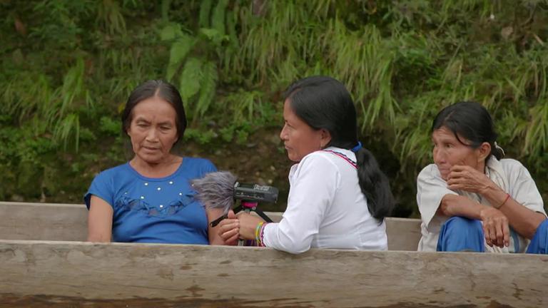 ZDF Radio-Frauen aus dem Regenwald Planet-e